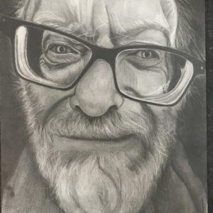 Portretten in grafiet